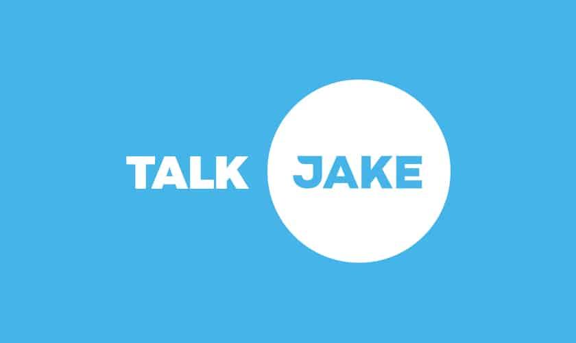 Welkom op Talk Jake!
