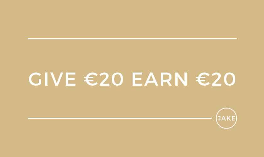 Give 20 Earn 20