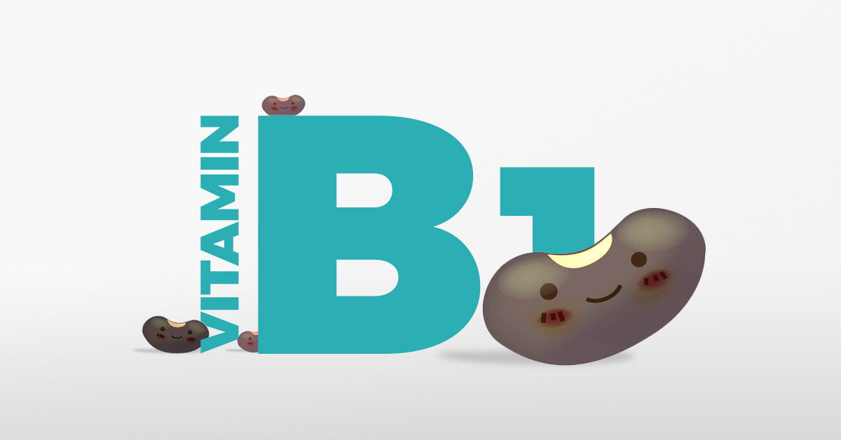 Vitamin B1: The Anti-Stress Vitamin