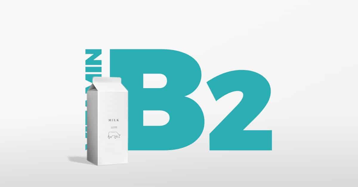 Vitamin B2: The Glowing Vitamin