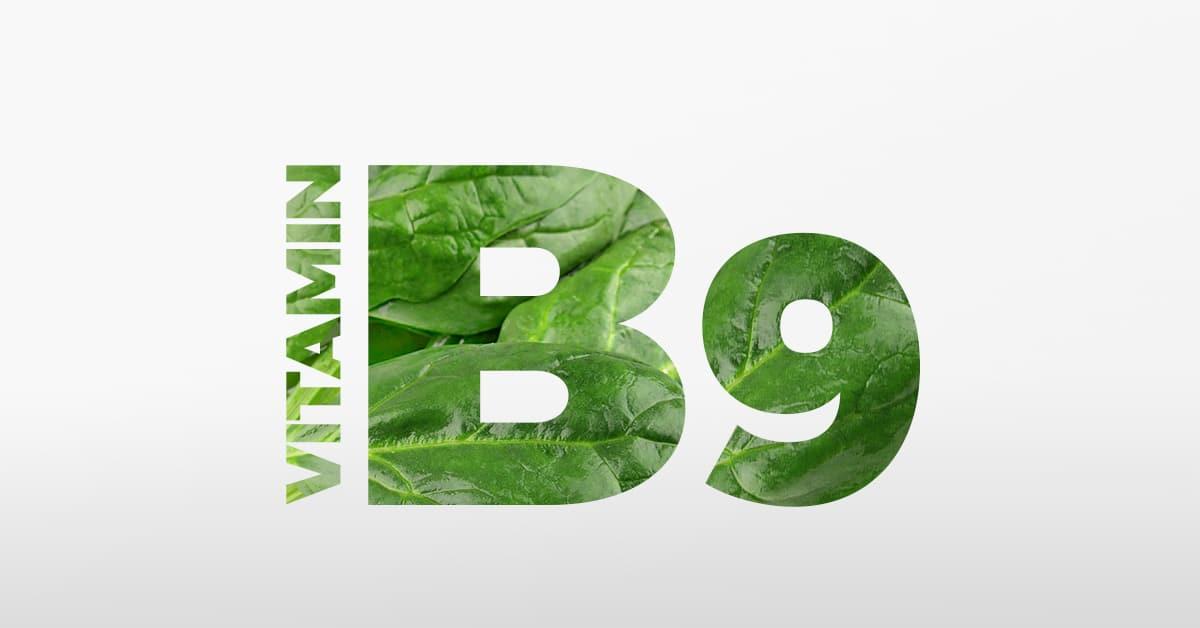 Vitamin B9: The Pregnancy Vitamin