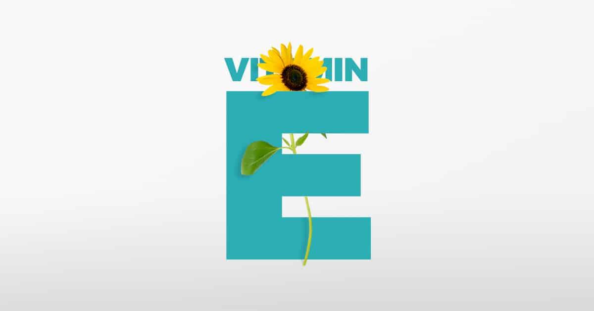 Vitamin E: The Protector