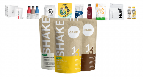 Jake Shake compared to shakes from other companies